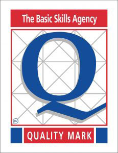 Basic Skills Quality Mark logo