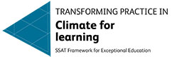 SSAT Climate for Learning logo