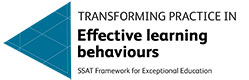 SSAT Effective Learning Behaviour logo