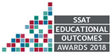 SSAT Educational Outcomes Awards 2018 logo