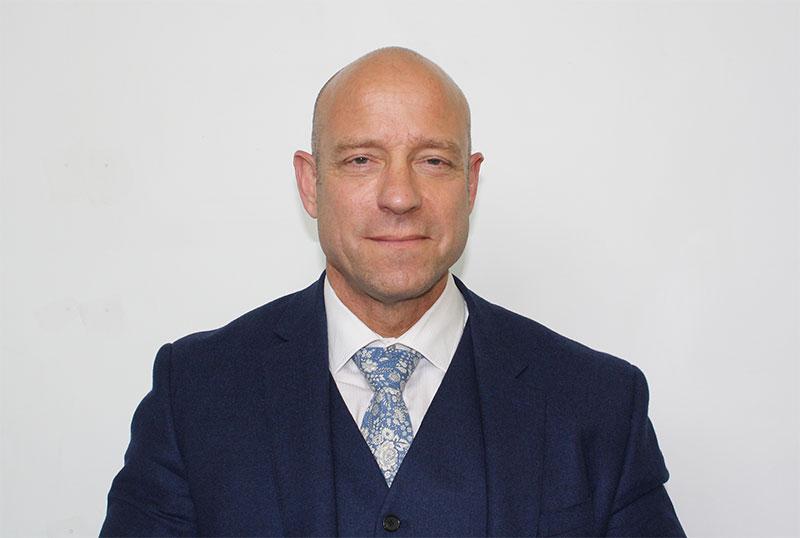 Mr D. Owen, Interim Executive Headteacher