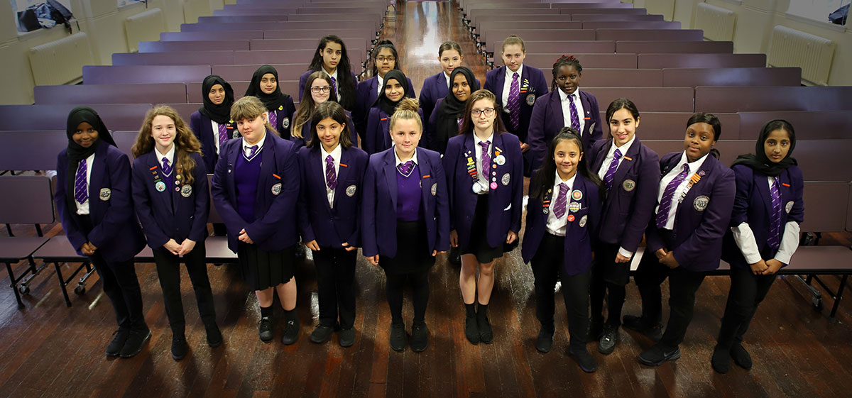 Franklin House Leaders 2018/19