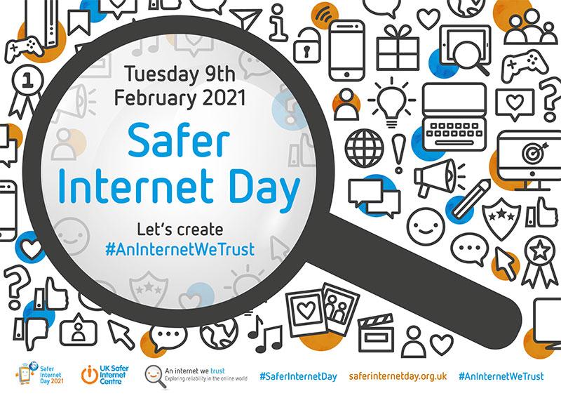 Image result for safer internet day 2021